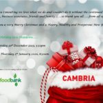 Merry Christmas from all at Cambria!
